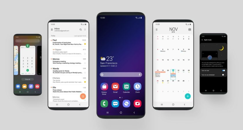 TOP 8 New Samsung One UI Features in 2019