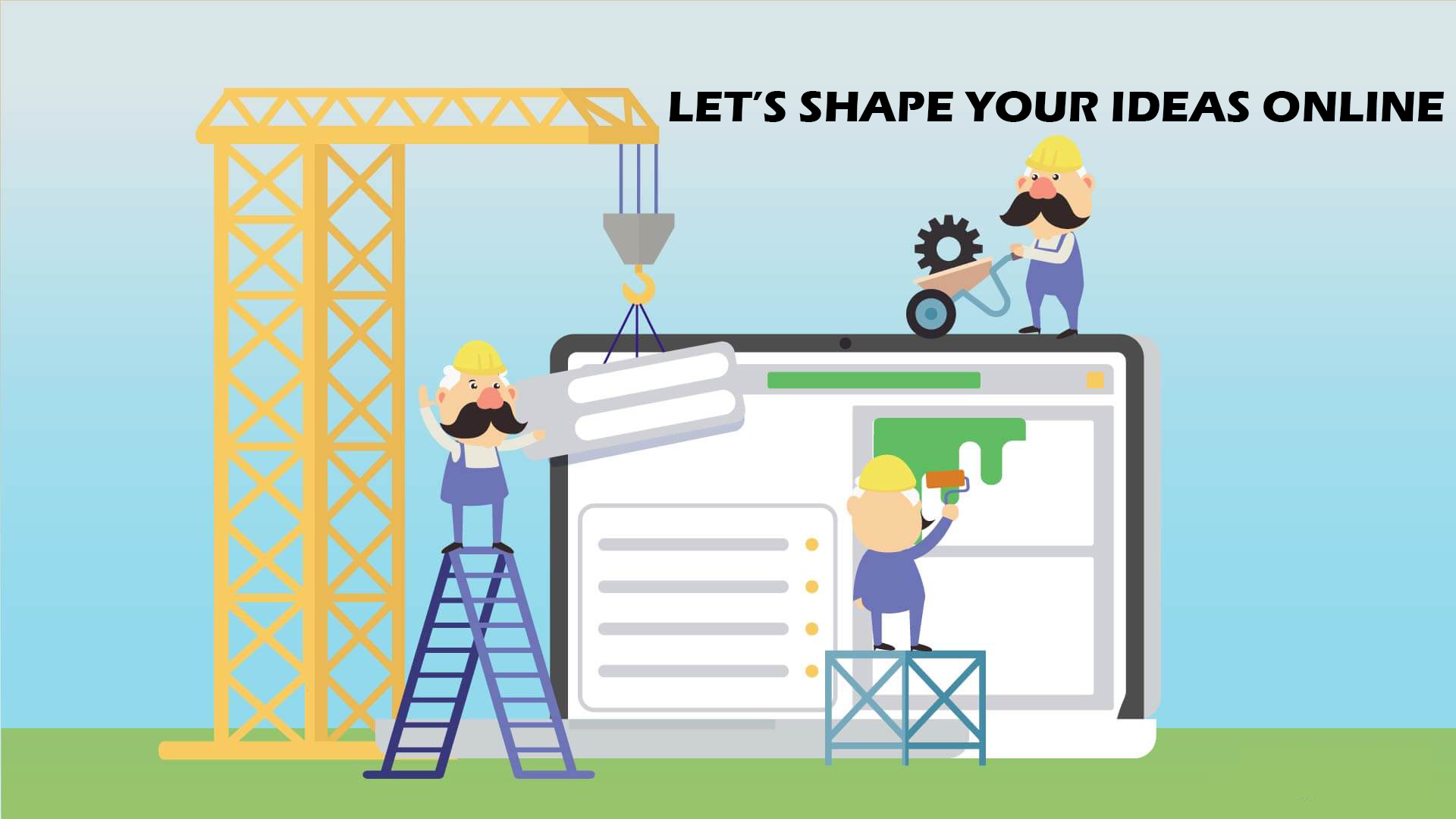 A complete beginners guide to build your own website with the help of website builder tool