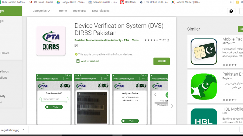 How Updated Device Verification System DIRBS is Alarming for Illegal Smart Phones Importers