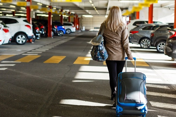 Parking Tips for Travellers at airports