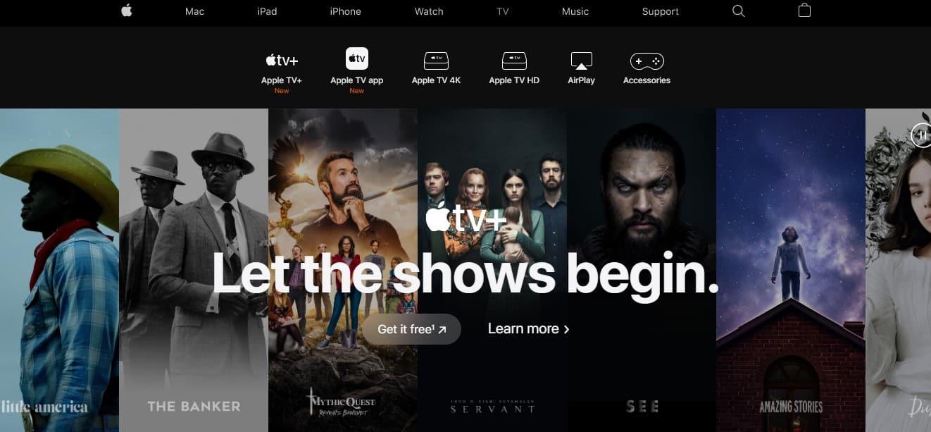 Apple Tv plus a suitable alternative to netflix