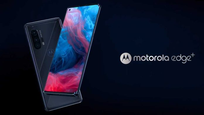 2020 with its new flagship with Moto Edge+.