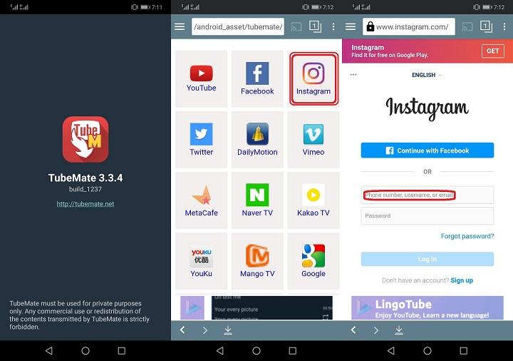 100 % working Instagram Private video downloader