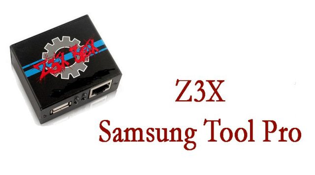 flashing your Samsung smartphones and devices, Z3x Samsung Tool Pro is one of the best available options in the market
