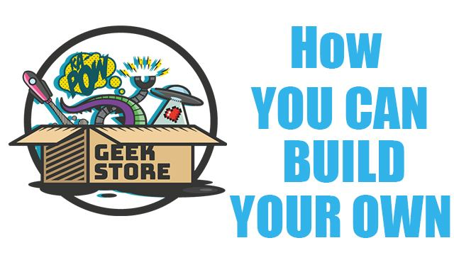 guide to geek store online nerd everything